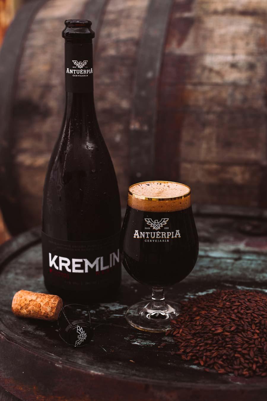 Cerveja Kremlin Reserva