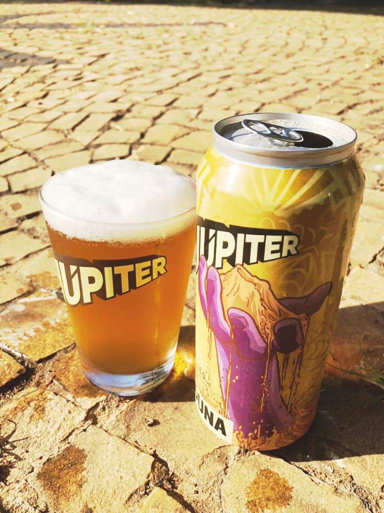 cervejaria júpiter
