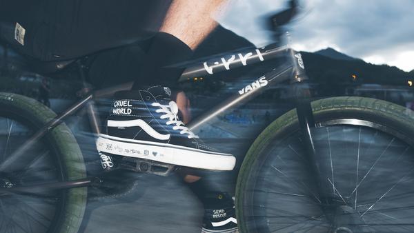 BMX Sk8-Hi Pro x CULT