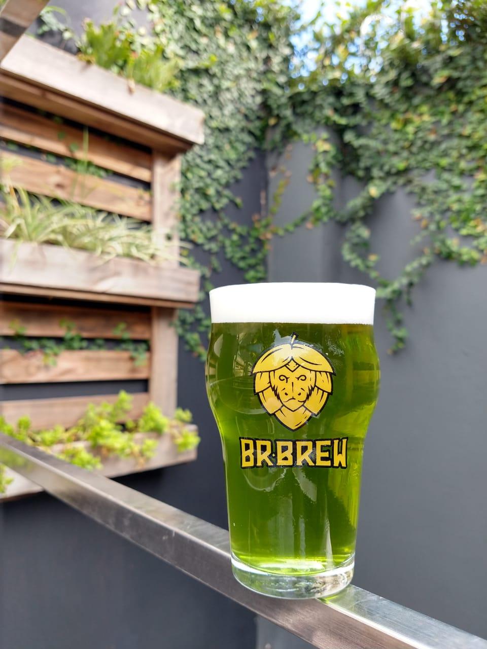 br brew st. patricks day