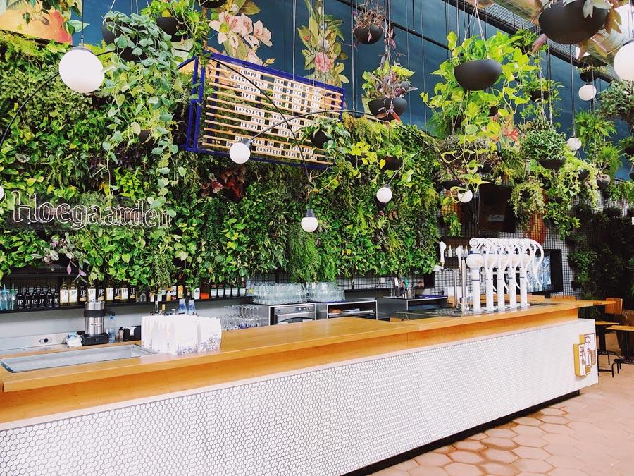 Hoegaarden Greenhouse