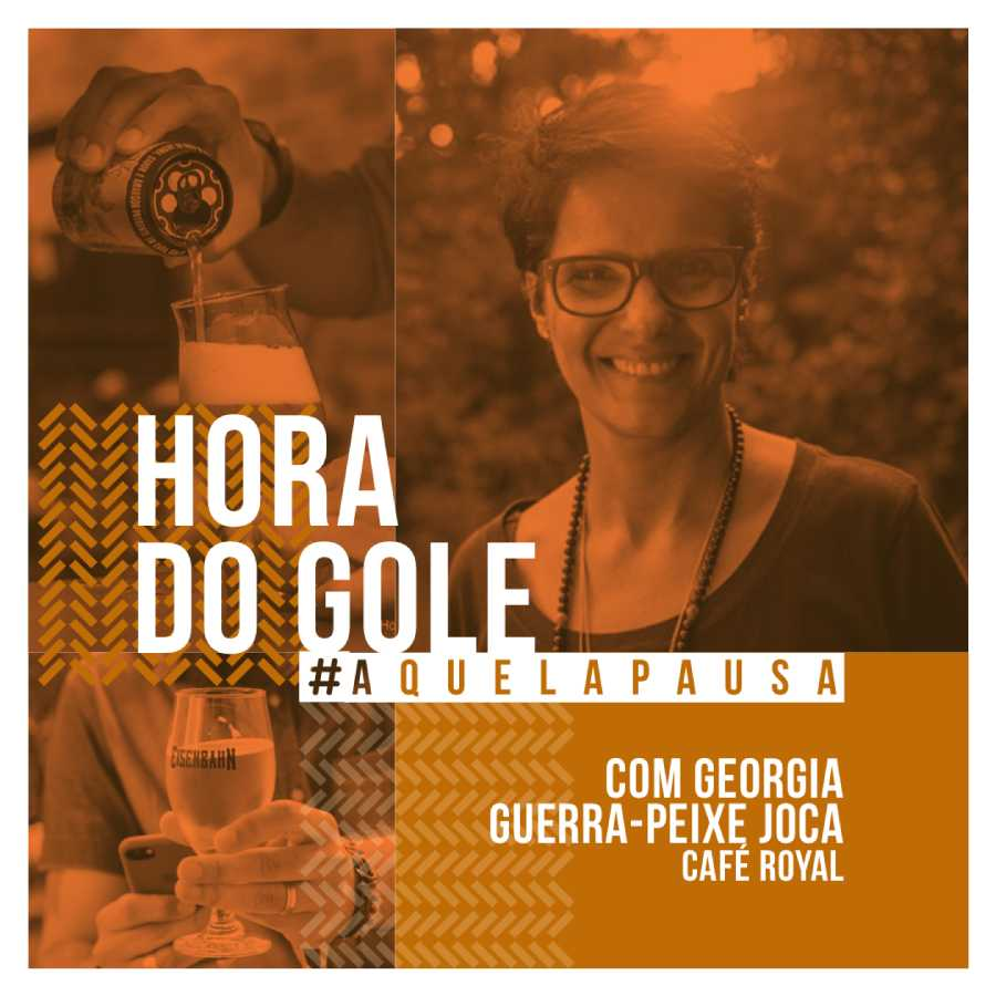 Podcast Hora do Gole